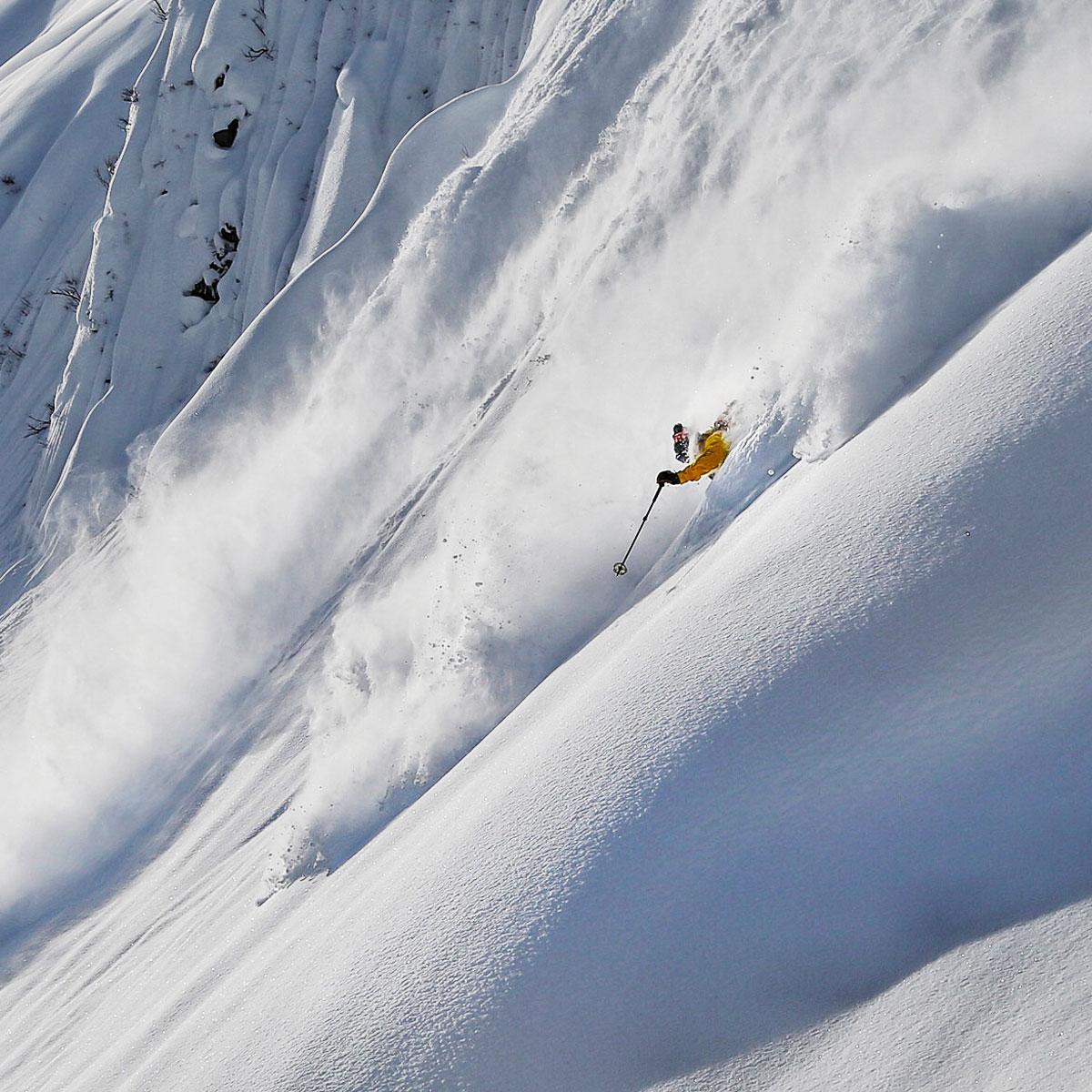Mobius Ski, Reggie Crist